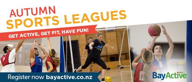 BayActive Sports League - Tuesday Netball
