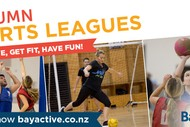 Image for event: BayActive Sports League - Tuesday Netball