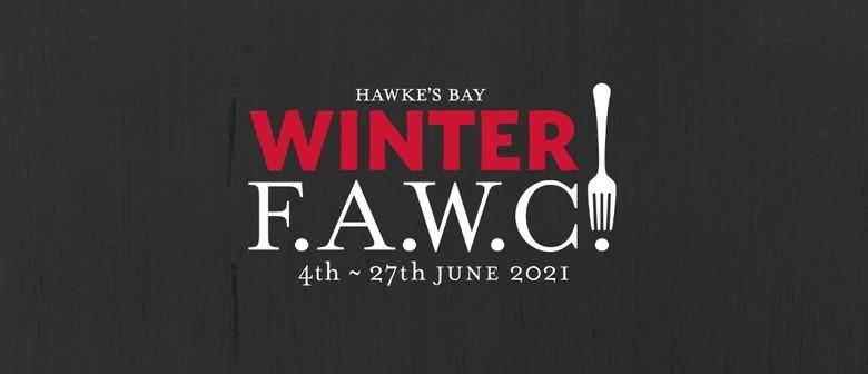 F.A.W.C! A Taste of Te Awanga