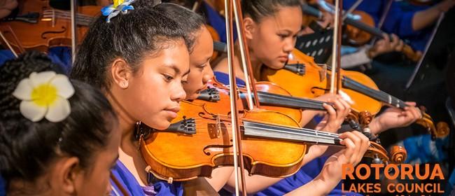 Virtuoso Strings Concert in Rotorua