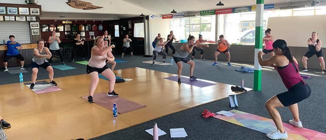 Hamilton Ladies Only Fitness Classes