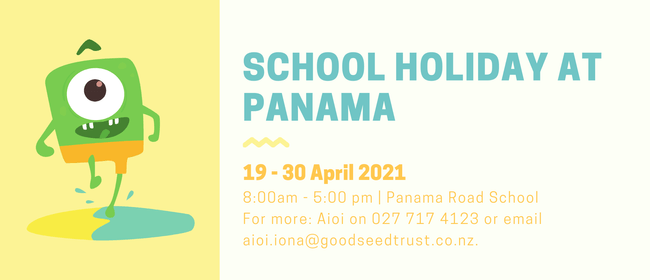 Panama School Holiday Programme