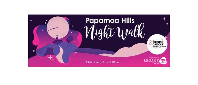 Papamoa Hills Night Walk