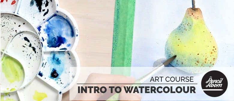 Intro To Watercolour Painting - Art Course