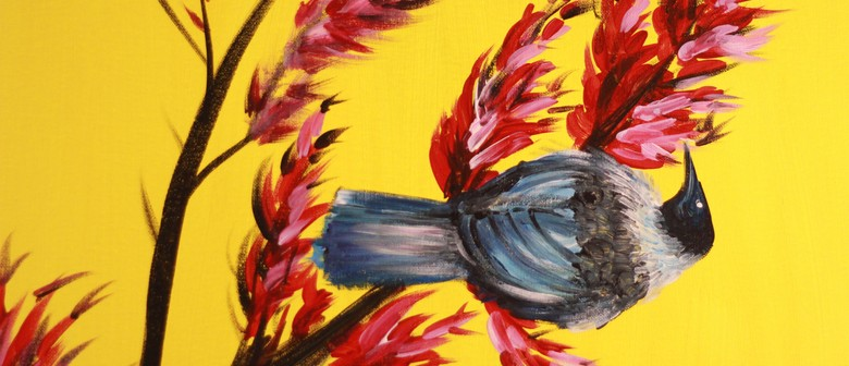 Paint & Chill Friday Night - Tui on Flax