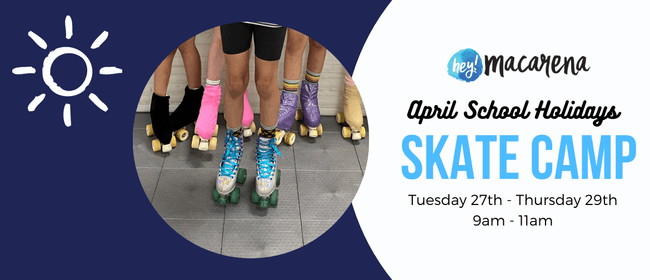 April School Holiday Roller Skate Camp