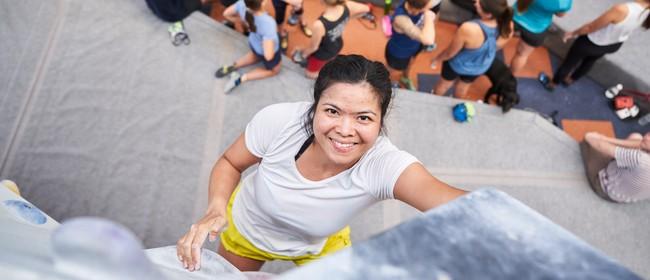 Bo(u)lder Women, Climbing Workshop: Coaching & Yoga