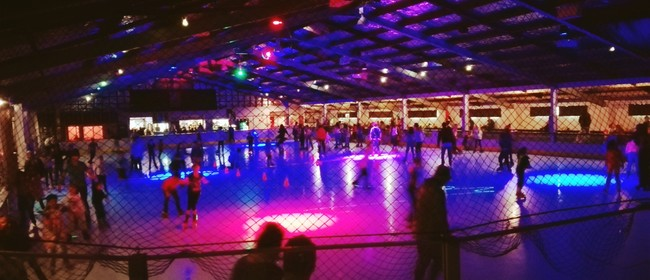 School Holidays Family Skate Party