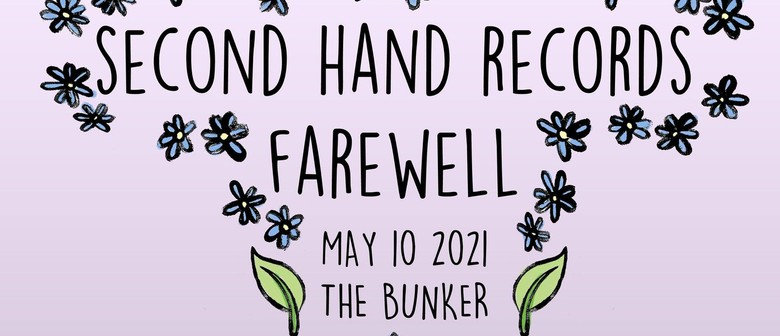 Second Hand Records Farewell
