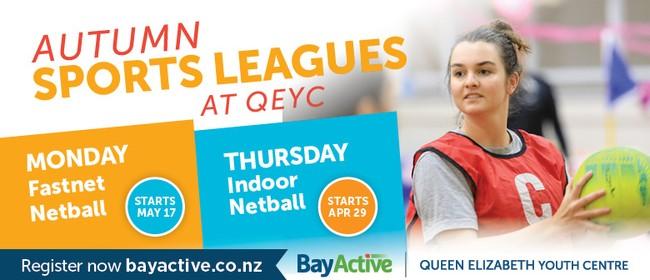 BayActive Sports Leagues - Monday Netball