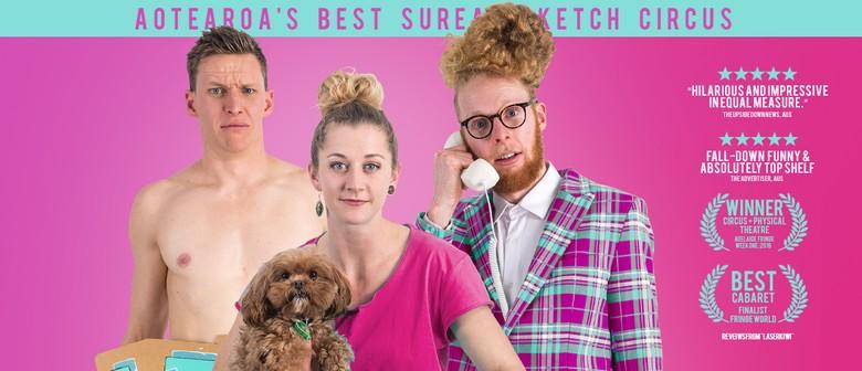 Laser Kiwi #2 - NZ International Comedy Festival
