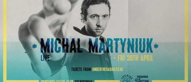Michal Martyniuk Trio Live