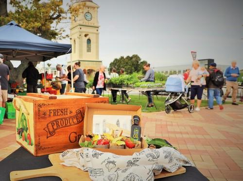 Feilding Farmers Market - Eat The Market