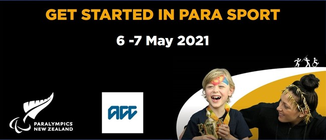 Get Started in Para Sport with ACC and PNZ