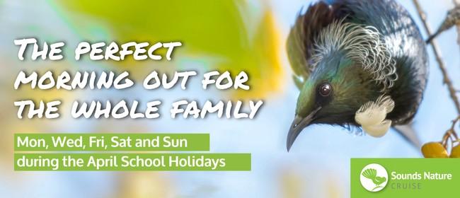 Sounds Nature Cruise - April School Holidays 2021