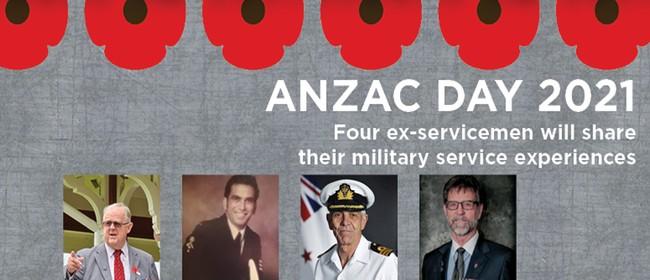 ANZAC Talks