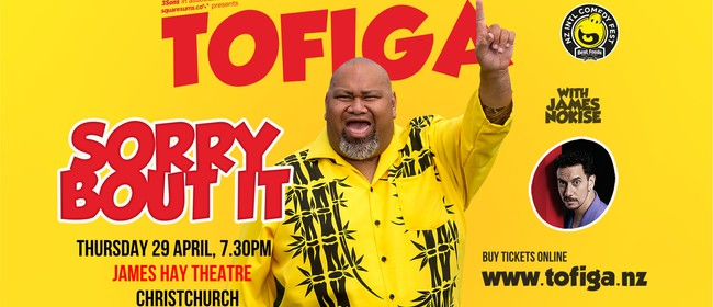 Sorry Bout It by Tofiga Fepulea'i