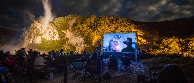 Hunt for the Wilderpeople Outdoor Movie Night