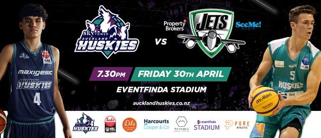 Auckland Huskies vs Manawatu Jets