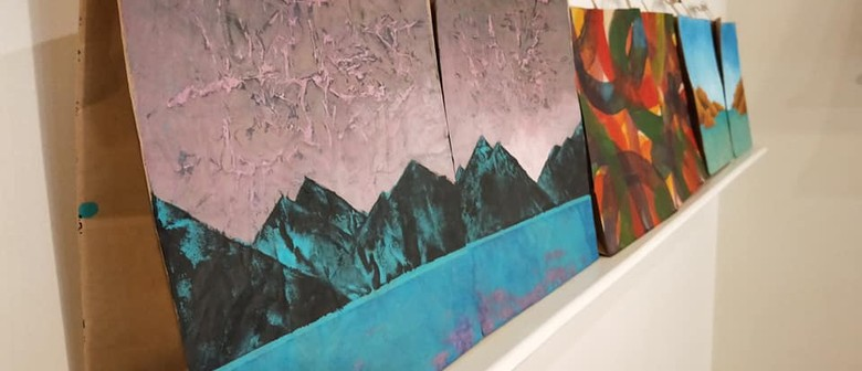 'Let the Outside In' Creative Kapiti Exhibition