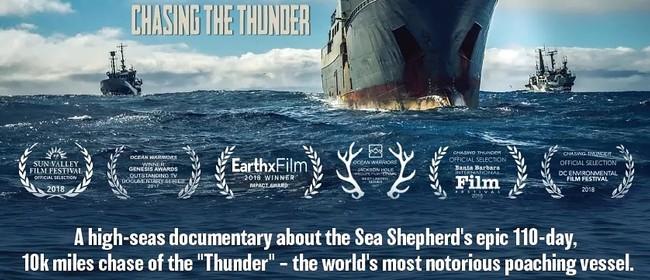 Chasing The Thunder Movie Screening