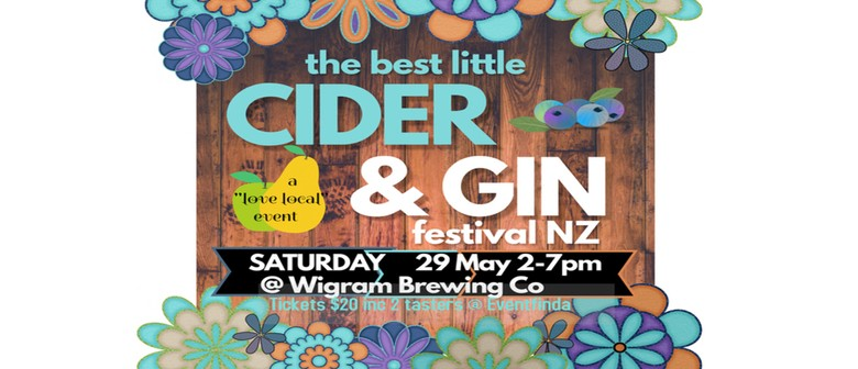 The Best Little Cider & Gin Festival