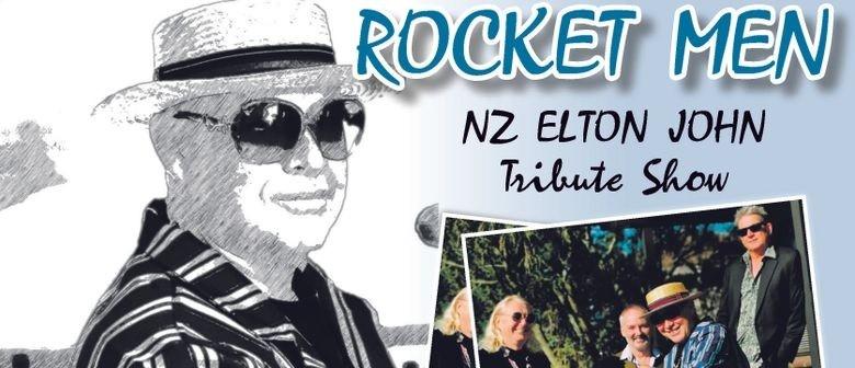 Rocket Man - Elton John Tribute