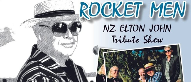 Rocket Man - Elton John Tribute