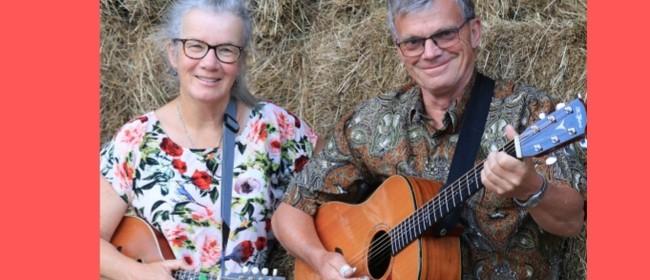 Dave Murphy and Janet Muggeridge
