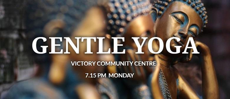 Gentle Yoga (Victory Community Class)