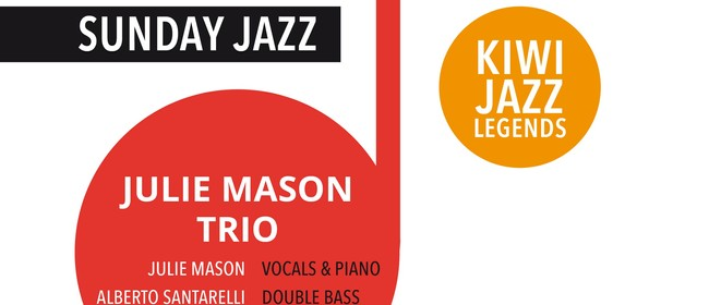 Jazz with Julie Mason Trio