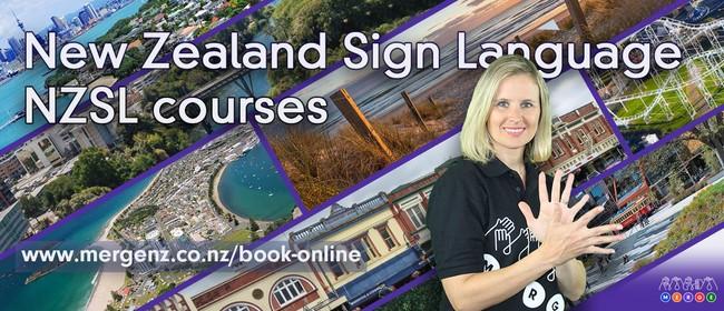 NZSL Beginner 1A - Christchurch