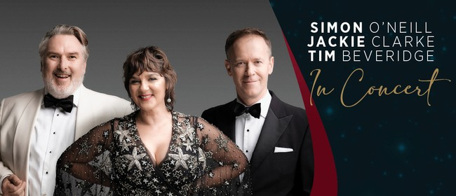 Simon, Jackie and Tim - In Concert
