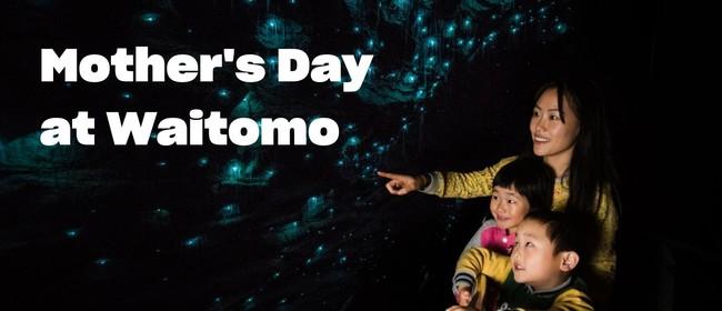 Mother's Day at Waitomo