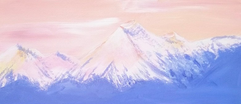 Paint and Wine Night - Mount Cook