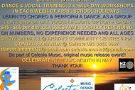 Sunrise DanceSing School Holiday Dance/Vox Event Workshops