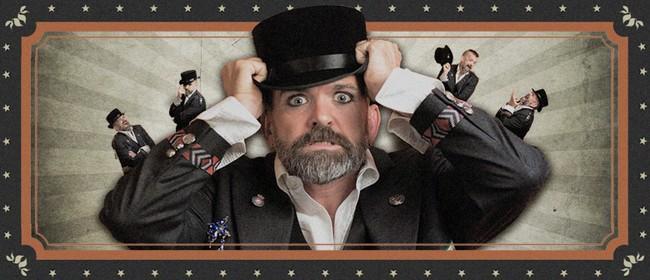 Neil Thornton: Circus of Shame (Wellington)