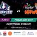 Auckland Huskies vs Hawke's Bay Hawks