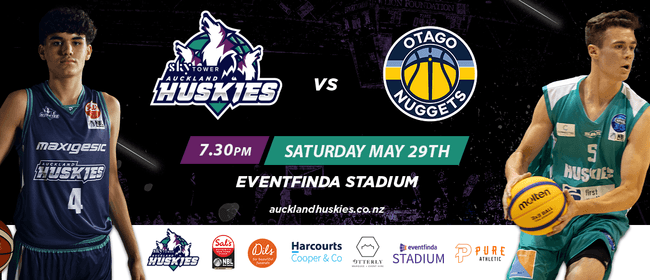 Auckland Huskies vs Otago Nuggets