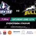 Auckland Huskies vs Franklin Bulls