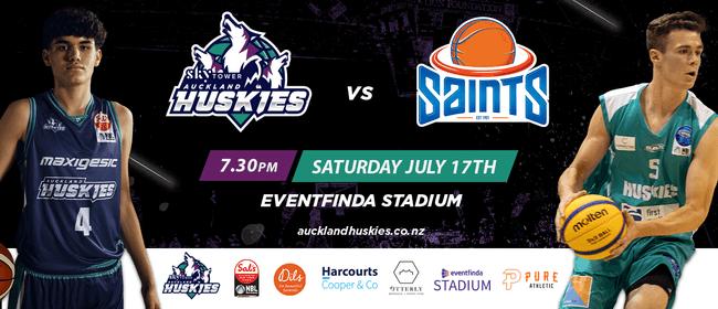 Auckland Huskies vs Wellington Saints