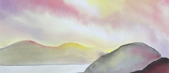 Watercolour & Wine Night - Early Morning Walk