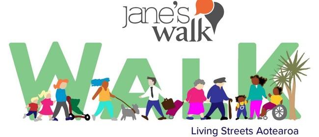 Inaugural Jane's Walk