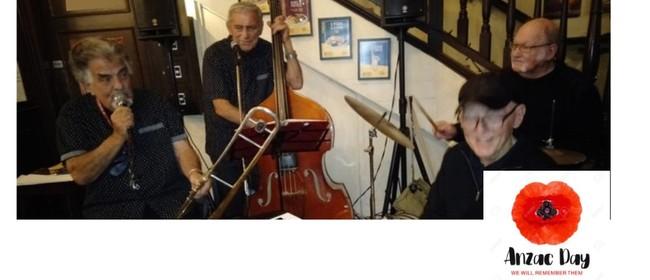 ANZAC Day Celebration With The Society Jazzmen