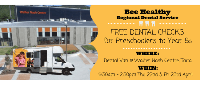 Dental Checks for Preschoolers to Year 8s
