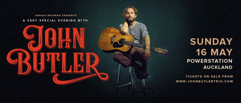 A Very Special Evening With John Butler