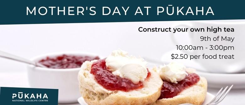 Mother's Day at Pūkaha