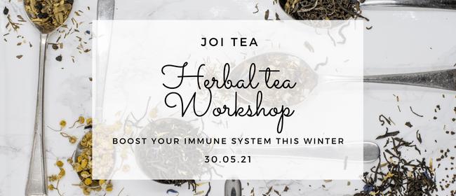 Herbal Tea-Making Workshop - Boost your Immune System