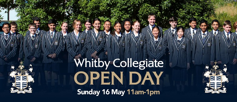 Whitby Collegiate Open Day