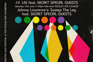 Rogue Late Lounge - J.Y. Lee feat. secret special guests